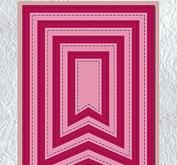 Nellie Snellen - Multi frame dies - Banners