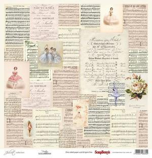 Scrapberrys - Juliett Collection - Poetry