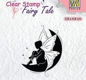 Nellie Snellen - clearstamp - Silhoutte - Fairy tale 10