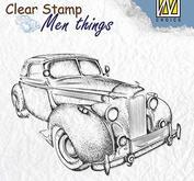 Nellie Snellen - Clear stamp - Oldtimer