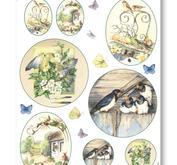 Marianne Design - Klippark-Beautiful flowers 1