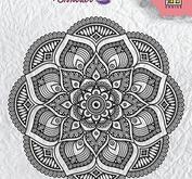 Nellie Snellen - Clearstamp - Mandala