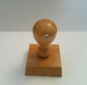 1 st träskaft 45 mm