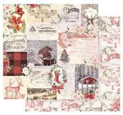 Prima  Christmas in the country Collection - Compliments of the season
