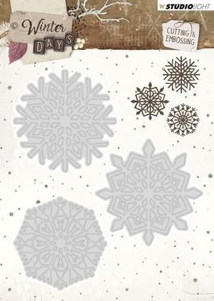Studio Light - Cutting and embossing -  Winter days 109