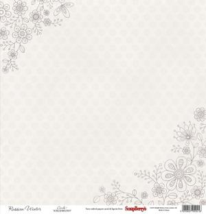 Scrapberrys - Summer joy collection - Silence