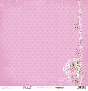 scrapberrys - In bloom collection - pretty in pink