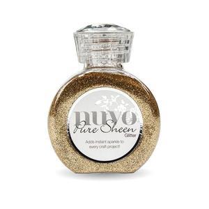 Tonic Nuvo pure sheen glitter 100ml rose gold