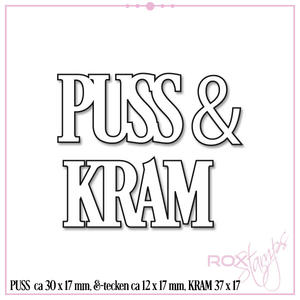 MINIdie - Puss & Kram