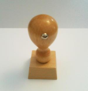 1 st träskaft 35 mm