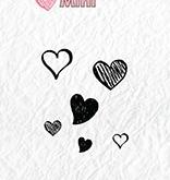 Nellie Snellen - Clearstamps - Hearts