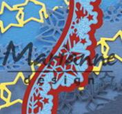 Marianne Design - Ice Crystals