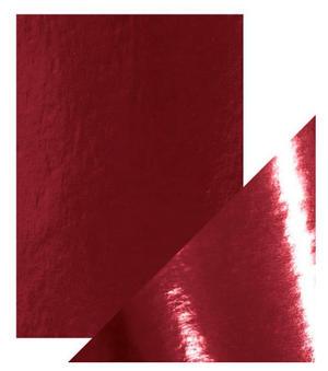 Craft Perfect -  Spegelkartong - Opera red