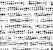 Nellie Snellen - Stencil/mask  - prickar