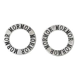 """1 st budskapsring """"Mormor"""""""