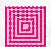 "Nellie Snellen - Multiframe -square waves"""