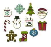 Sizzix Thinlits Die Set  -Mini christmas things