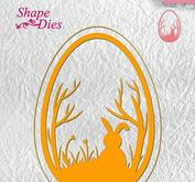 Nellie Snellen - Shape dies -  Easter egg
