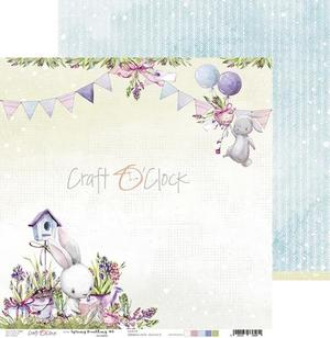 Craft O´ Clock - Spring Bustling