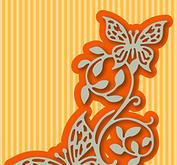 Nellie Snellen - Hobby solution - Floral Buttierflies