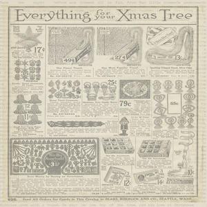 ROX Stamps Julpapper - En hälsning i Juletid