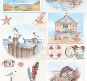 Marianne Design - Klippark-Seabreeze
