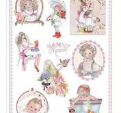Marianne Design - Klippark-Nanny Memories