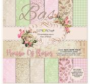 "Papperspack 12 x 12"" House of Roses Basic"