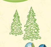 Leane Creatief - Christmas Trees