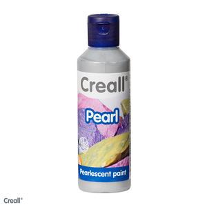 Creall Pearl - Färg - Silver