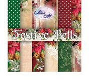 Altair Art- 12 x 12 paperpad-Festive bells