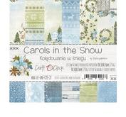 Craft o clock - 12 x 12 paperpad- Carols in the snow