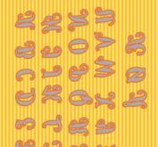 """Nellie Snellen - HOBBY SOLUTIONS - """" Dies """"Alphabet"""""""