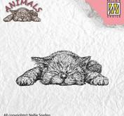 Nellie - Snellen - clear stamp Animals 009
