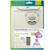 Card & envelope maker kit with punch