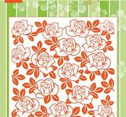 Marianne Design - Embossing folder - Roses