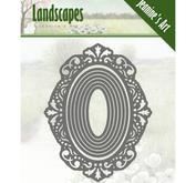 Jeanine´s Art - Mini frame oval